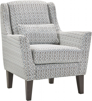 Lebus Clara Newton Accent 1 Fabric Accent Chair