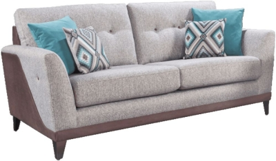 Lebus Dakota 2 Seater Fabric Sofa
