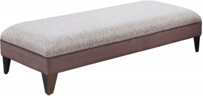 Lebus Dakota Fabric Footstool