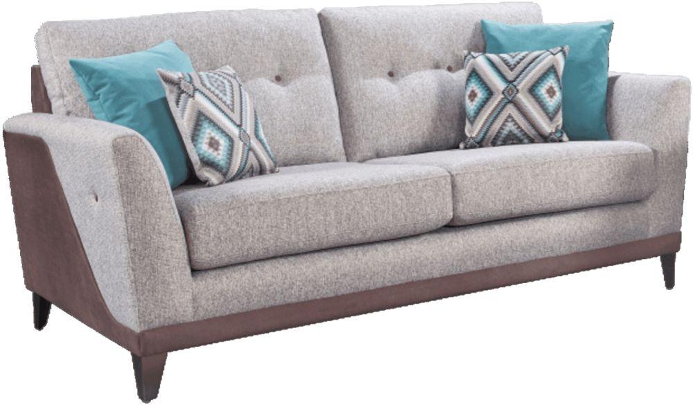 Lebus Dakota 2 Seater Fabric Sofa