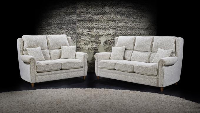 Lebus Alina Fabric Sofa Suite