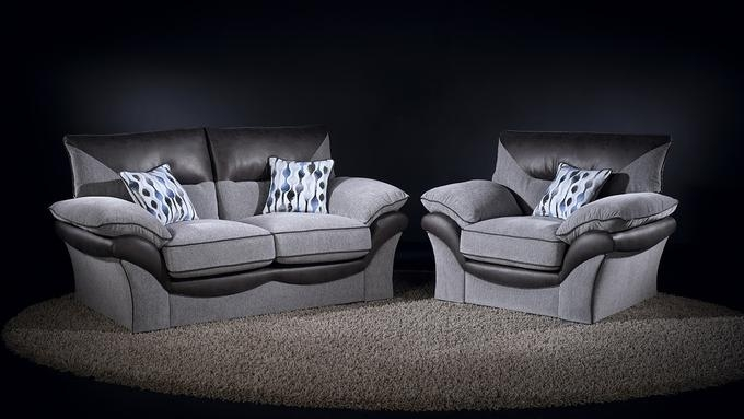 Lebus Chloe Cambridge Fabric Sofa Range