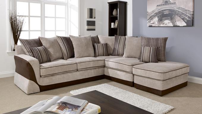 Lebus Highland Romeo Fabric Sofa Range