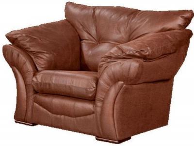 Lebus Florida Faux Leather Armchair