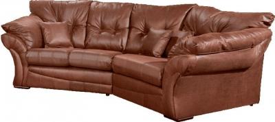 Lebus Florida Faux Leather Cosy Corner Sofa