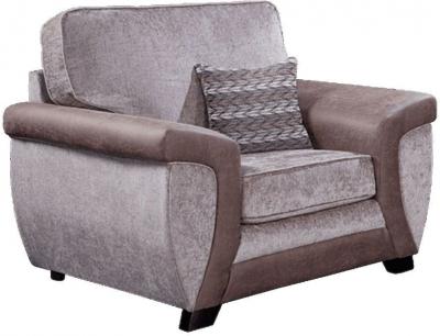 Lebus Illusion Fabric Armchair