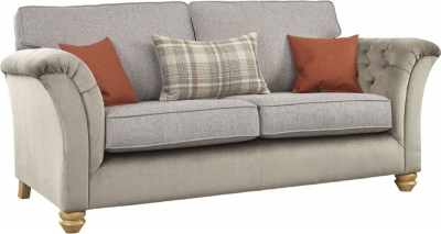 Lebus Ingles 2 Seater Fabric Sofa