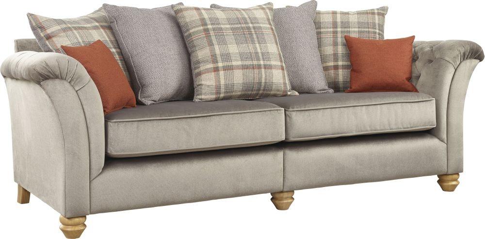 Lebus Ingles Fabric Sofa
