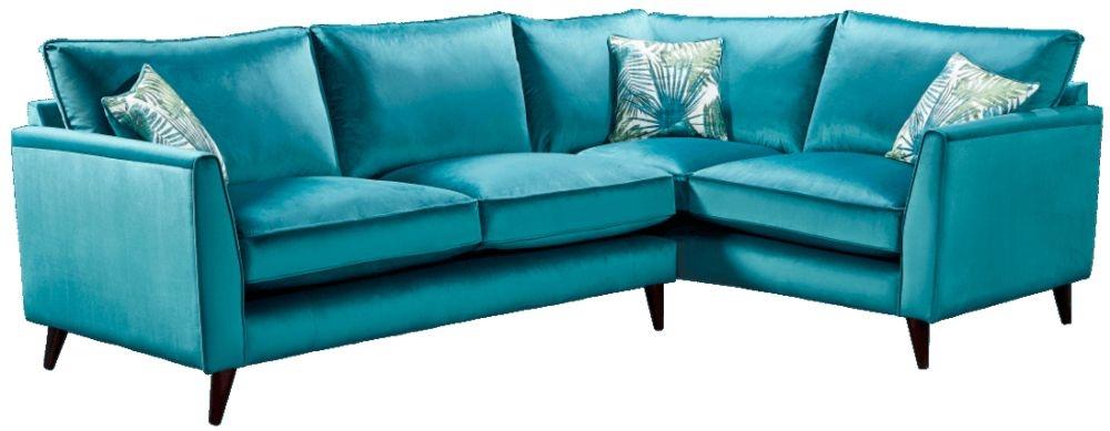 Lebus Pasha Fabric Corner Sofa