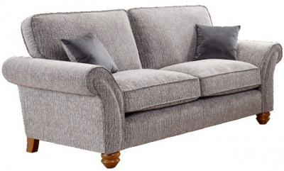 Lebus Vegas 2 Seater Fabric Sofa