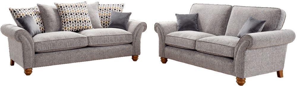Lebus Vegas Fabric Sofa