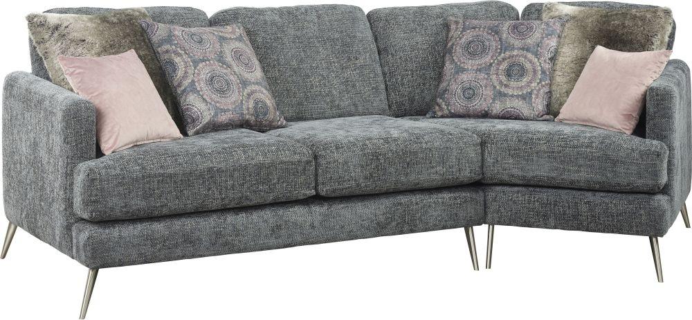 Lebus Venice Cozy Corner Fabric Sofa