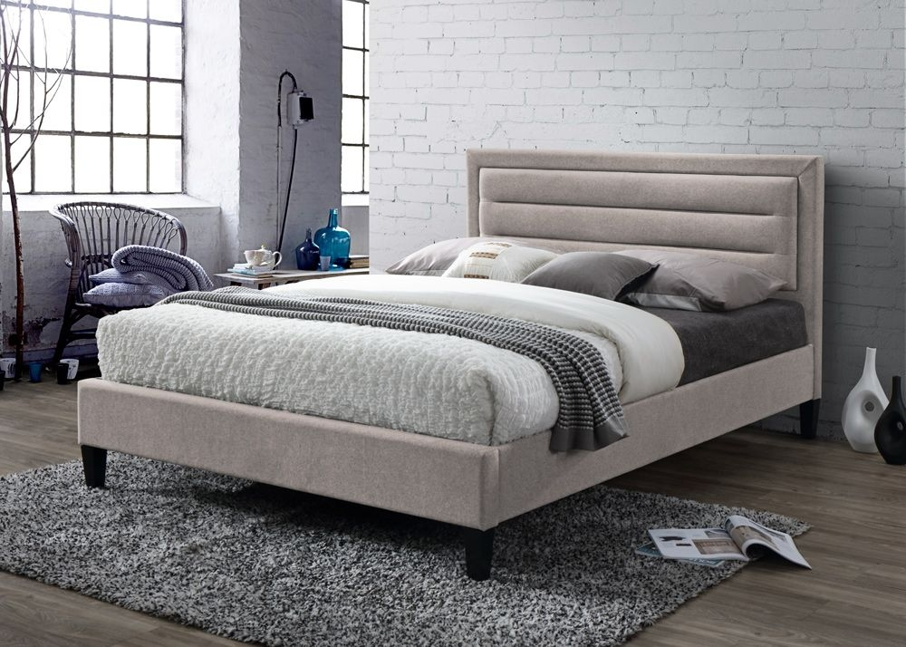 Limelight Picasso Mink Velvet Bed
