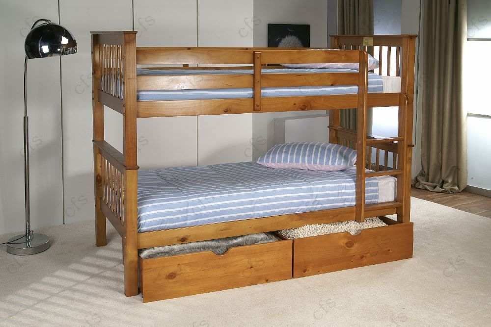 Limelight Pavo Pine Bunk Bed