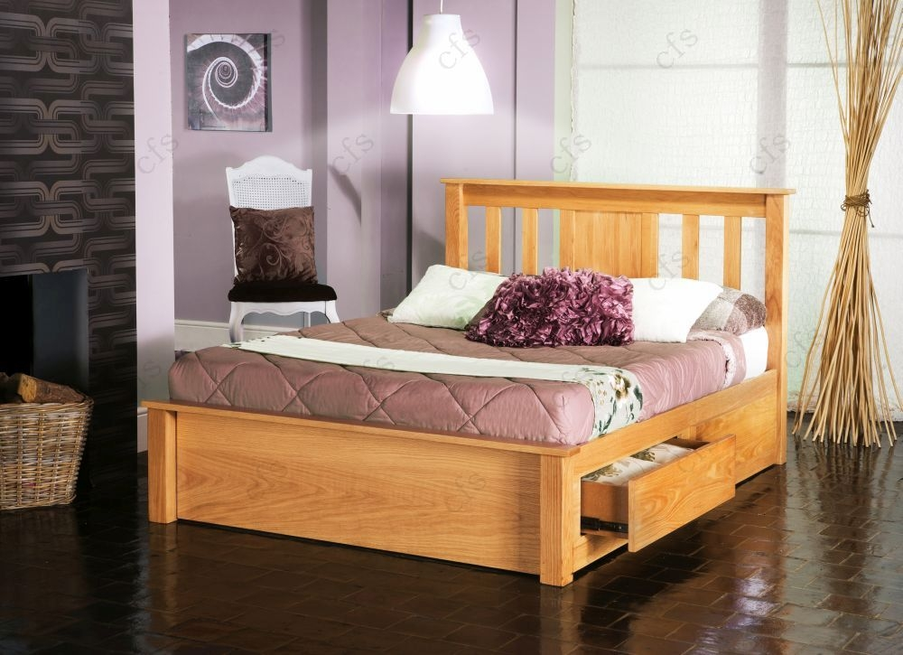 Limelight Vesta Wooden Bed