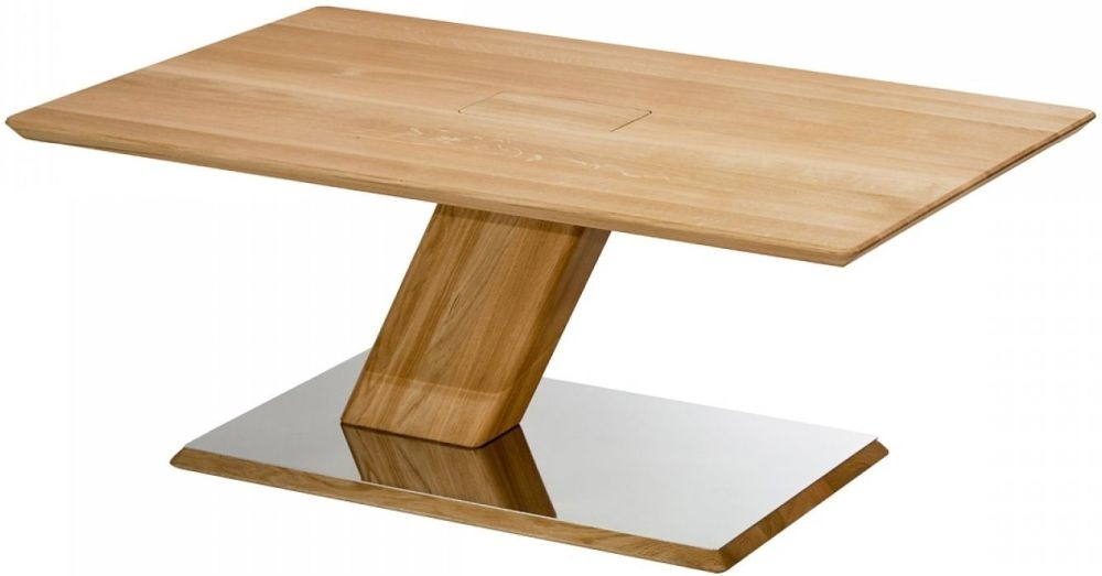 Klint Oak Coffee Table
