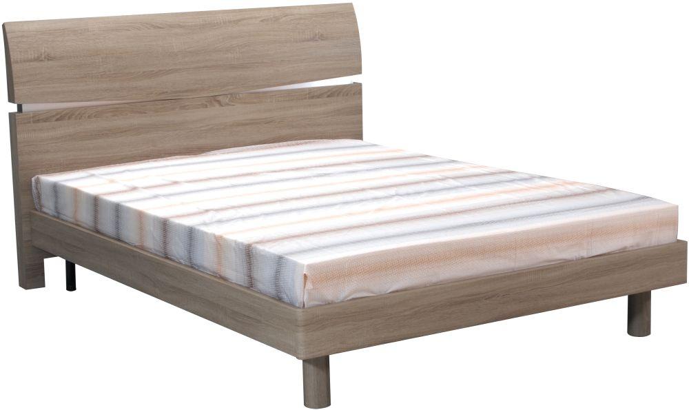 Eros Havana Oak Bed