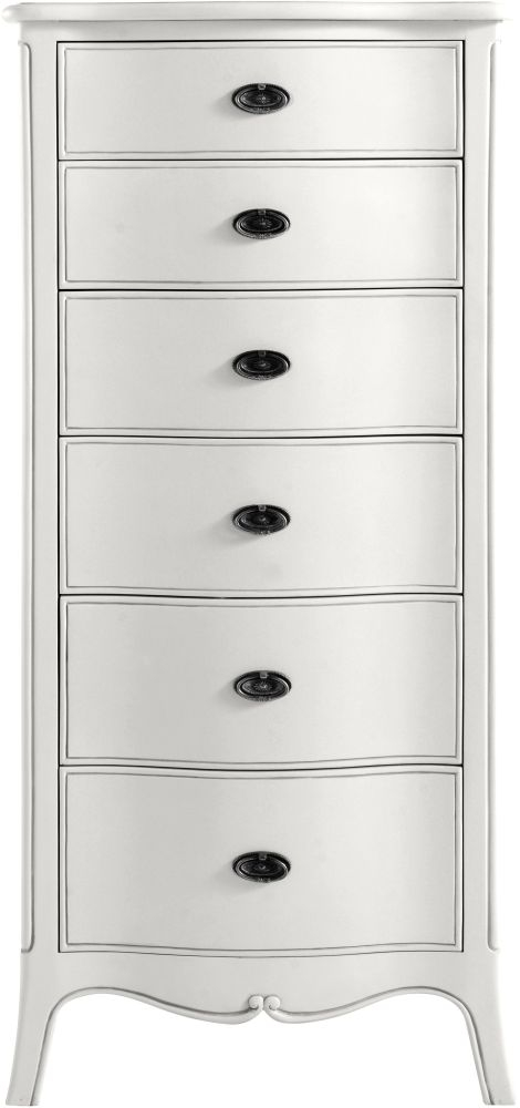 Rose Mist Tall Chest of Drawer