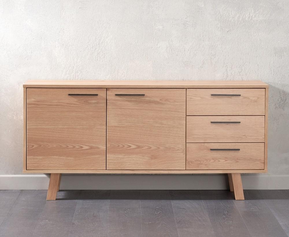 Mark Harris Anneli Oak Sideboard - 150cm