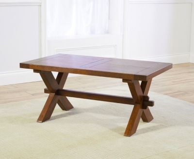 Mark Harris Avignon Solid Dark Oak Coffee Table