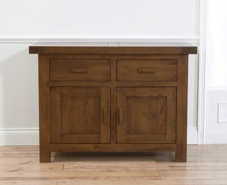 Mark Harris Avignon Solid Dark Oak Medium Sideboard
