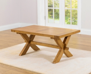 Mark Harris Avignon Solid Oak Coffee Table