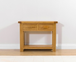Mark Harris Avignon Solid Oak Console Table