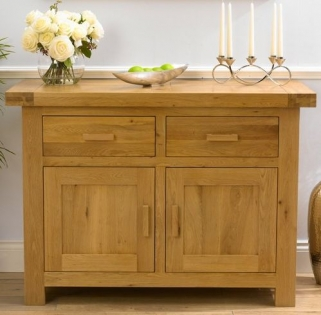 Mark Harris Avignon Solid Oak Medium Sideboard