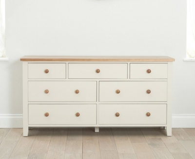 Mark Harris Camberwell Painted 3 Over 4 Chest of Drawer