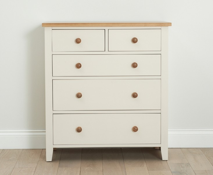 Mark Harris Camberwell Painted 2 Over 3 Chest of Drawer