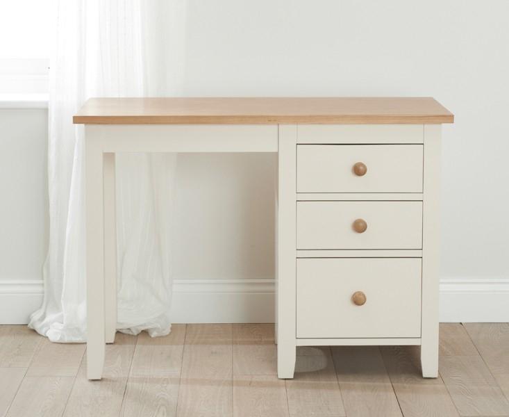 Mark Harris Camberwell Painted Dressing Table - Single Pedestal