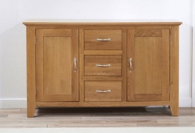 Mark Harris Cambridge Oak Large Sideboard