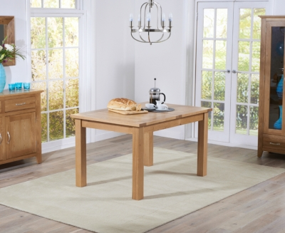 Mark Harris Cambridge Oak Extending Dining Table