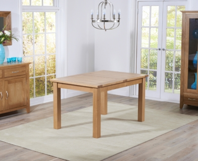 Mark Harris Cambridge Oak Large Dining Table