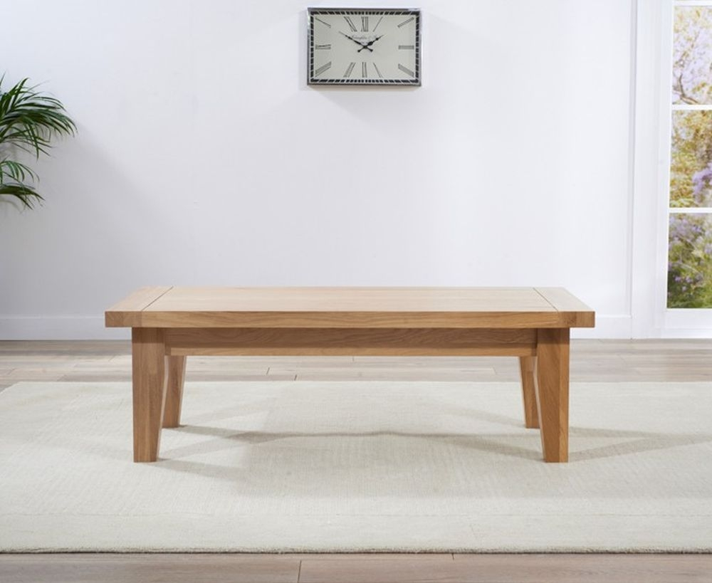 Mark Harris Cambridge Oak Coffee Table