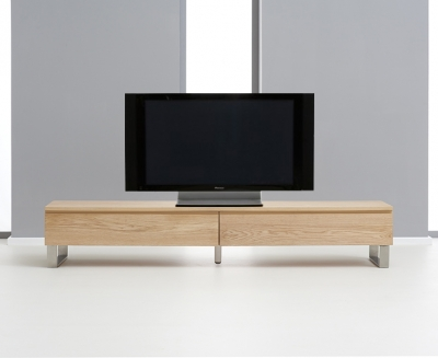 Mark Harris Cardinal Oak TV Unit