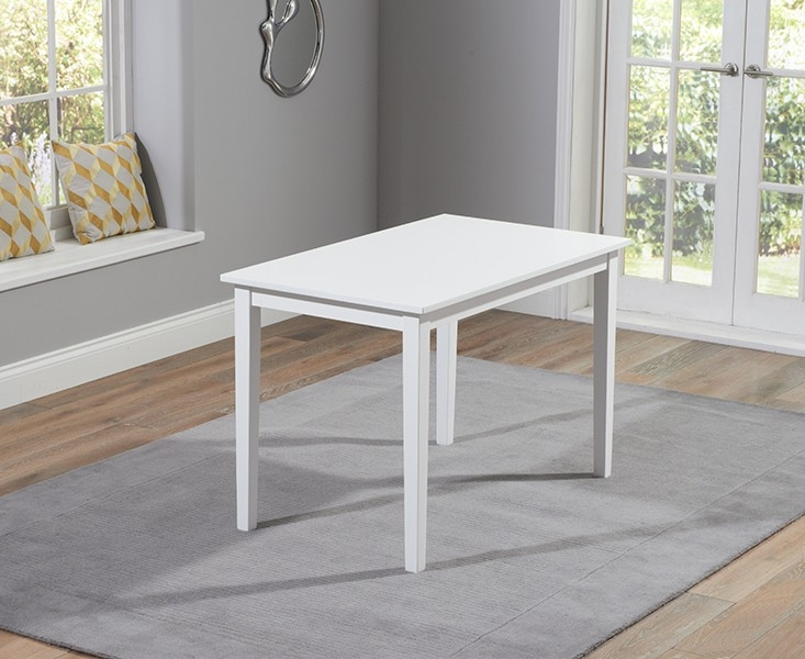 Mark Harris Chichester White Dining Table
