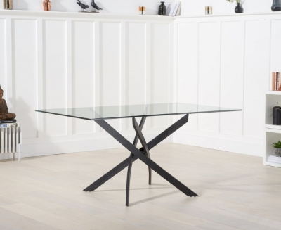 Mark Harris Marina Glass Dining Table