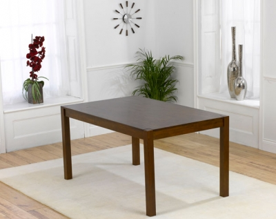 Mark Harris Marbella Dark Oak Large Dining Table
