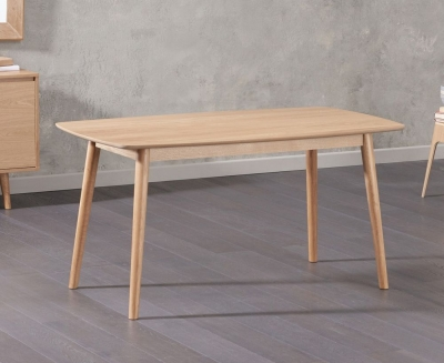Mark Harris Newark Oak Dining Table