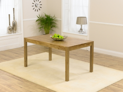 Mark Harris Promo Solid Oak 150cm Dining Table