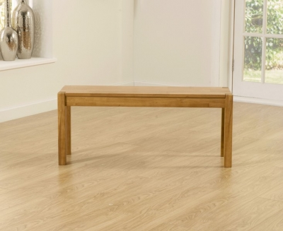 Mark Harris Promo Oak Medium Bench