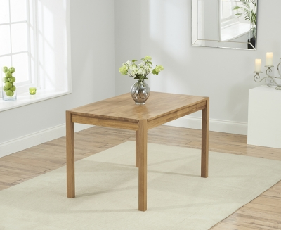 Mark Harris Promo Oak Dining Table