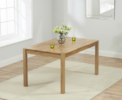 Mark Harris Promo Oak Large Dining Table