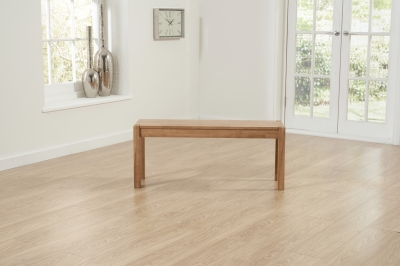 Mark Harris Promo Solid Oak Medium Bench