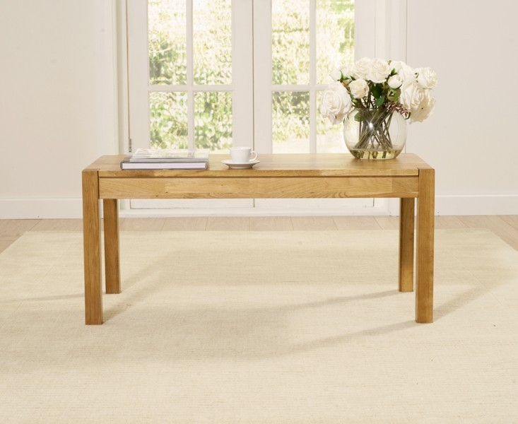 Mark Harris Promo Oak Coffee Table