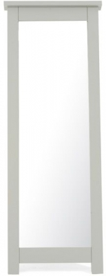 Mark Harris Sandringham Grey Cheval Mirror
