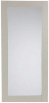 Mark Harris Sandringham Grey Large Wall Mirror