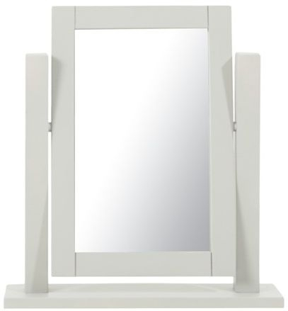 Mark Harris Sandringham Grey Dressing Table Mirror