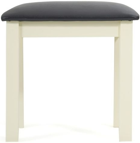 Mark Harris Sandringham Cream Dressing Table Stool